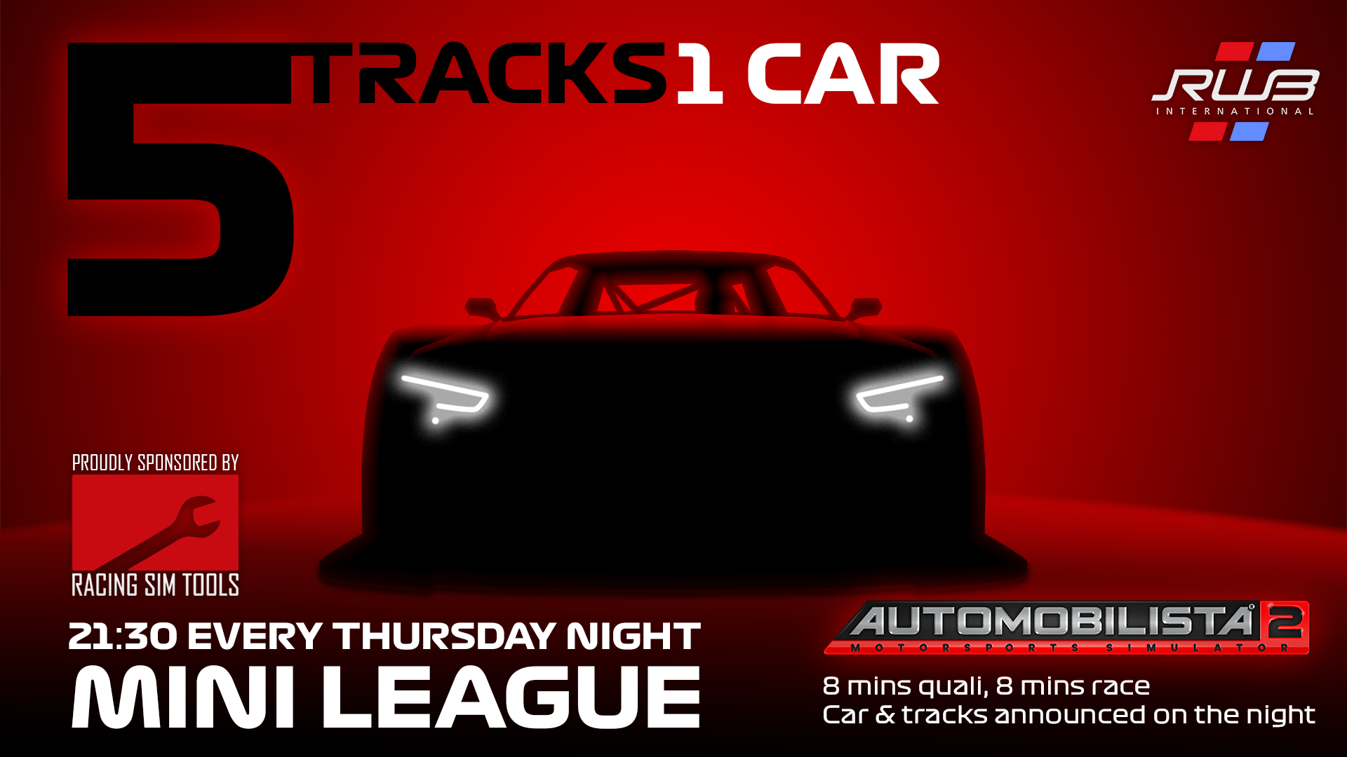 Automobilista 2 Mini League